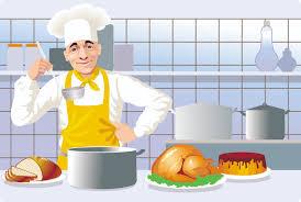 Kitchen Chef Clip Art