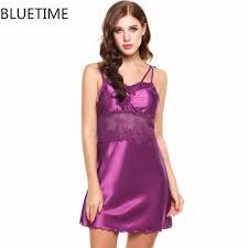 online get cheap night dresses purple aliexpress com alibaba group