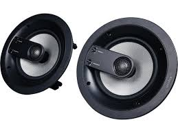 30 Degree Angled Ceiling Speakers by Klipsch Pro 4800 80w 2 Way In Ceiling Speakers Newegg Com