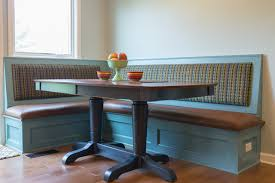 Bench Seating And Dining Table Traditional Room