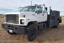 1994 GMC TopKick Service Truck With Crane | Item L1723 | SOL... Press Releases Additional Charges Pending For Auto Theft Suspect Oilfield Truck World Sales In Brookshire Tx 1956 Ford F100 Sale Near Dallas Texas 75207 Classics On The 142000 Pickup With 13 Miles Tops Vintage Car Auction Home Henderson Auctions Damaged Mitsubishi Other Heavy Duty For Sale And 1999 Peterbilt 378 Ta Texas Bed Winch Truck Luv At Classic Hemmings Daily 2005 Mack Cxn Dump Truck Item Dd1241 Sold March 8 Const Livestock Abilene Youtube 1gccs14w5y8192489 2000 White Chevrolet S S1