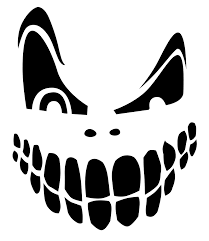 Jack Skellington Pumpkin Stencil by Jack O Lantern Pattern By Cloudmerchant Deviantart Com On