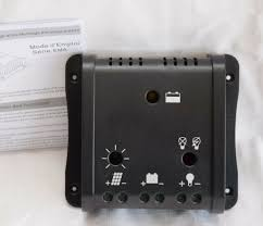 100 Ema 10 EMA Solar Panel Charge Controller 12V A In Hereford Herefordshire Gumtree