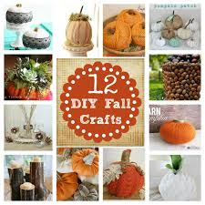 Do It Yourself Decorations For Your Own Home Enjoy Fall Craft