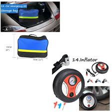14pcs Vehicle Emergency Rescue Bag Automobile Truck Tire Pressure ... Wynnsky Ideal 60 Pieces Tire Repair Tools Kitplug Flat And Gifford Llc Authorized Dealer Of Snapon Tire Changer Mount Demount Tool Tools Tubeless Truck 7 Pieces 1 Set 7mm Diameter Car Tyre Valve Stem Puller Core Remover Costway 175 To 24 Changer Steel Alinum Tire Changer Truck Chaing 34 Id3387 End 3142019 912 Am 42 Id2287 Screwdrivers One Way For Motorcycle 8milelake 56pcs Heavy Duty Kit Atv