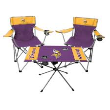 NFL Minnesota Vikings Rawlings Tailgate Kit - 2 Chairs And ... Mnesotavikingsbeachchair Carolina Maren Guestmulti Use Product Folding Camping Chair Princess Auto Buy Poly Adirondack Chairs For Your Patio And Backyard In Mn Nfl Minnesota Vikings Rawlings Tailgate Kit 2 First Look Yeti Camp Cooler Bpack Gearjunkie Marchway Ultralight Portable Compact Outdoor Travel Beach Pnic Festival Hiking Lweight Bpacking Kids Sugar Lake Lodge Stock Image Image Of Yummy Twins Navy Recling High Back By 2pack Timberwolves Xframe Court Side