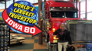 100 Largest Truck Stop In The World S Cross Country Motorcycle Trip Day Two