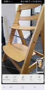 Wooden Height Adjustable High Chair In SM3 London For £30.00 For ... 2019 Soild Wood Baby High Chair Seat Adjustable Portable Abiie Beyond Wooden With Tray The Ba 2day Mamas And Papas In Al4 Albans For Costway Height With Removeable Brassex Back Office Leggett And Platt Recliner Living Room Affordable Chairs Antique Obaby Cube Highchair Amazoncom Sepnine Solid Wood Multi Adjustable High Chair N11 Ldon Fr 3500 Tripp Trapp Natural Price Ruced Babies Kids