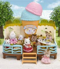 Calico Critters - Seaside Ice Cream Shop   Toy And Shopping You Scream I Screamwe All For Ice Cream Stephanie Playmobil Ice Cream Truck Bright Multi Colors Products Find More Calico Critters Driver Customer And Amazoncom Skating Friends Toys Games Critters Ice Cream Truck Youtube Our Generation Sweet Stop Creative Kidstuff Melissa And Melody Bath Time Set Usa Canada Castle Babys Nursery Jouets Choo School Bus Intertional Playthings Toysrus Hazelnut Chipmunk Twins From 799 Nextag