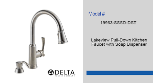 Delta Faucet Lakeview 59963 Sssd Dst by Faucets Granite U0026 Marble Design