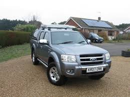 Ford Ranger Thunder 2.5 Tdci Double Cab 4x4 Truck Pick Up, 12 Months ...