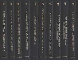 Agatha Christie Mystery Collection Agatha Christie Amazon Books