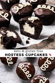 Gluten Free Amp Keto Hostess Cupcakes Glutenfree Lowcarb Chocolate
