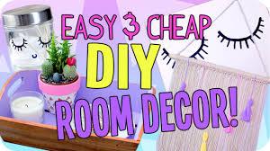 Easy DIY Room Decor