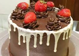 glorious chocolate cake recipe by kriselda lutchmiah cookpad