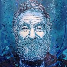100 C215 Art Robin Williams Tribute Street Art By A R T S T R E E T