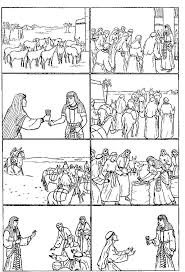 Amusing Story Of Joseph Coloring Pages 165 Best Bible Images On Pinterest