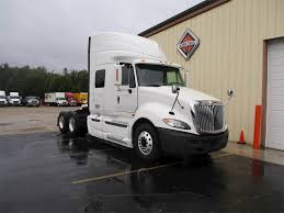 2014 International ProStar+ (Plus) Sleeper Semi Truck, Cummins ISX ...