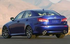 Used 2008 Lexus IS F for sale Pricing & Features