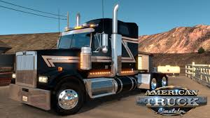 American Truck Simulator: Western Star 4900FA - YouTube Western Star 4900 Logging Truck 2008 3d Model Hum3d Optimus Prime Free Shipping Trucks 5700xe Models Australia Bestwtrucksnet New Fsbts4900ex 4900xd Cool Trucks Pinterest Star Trucking Wstrn And Semi Hoods Pictures Transformers The Last Knight Lorry City Unveils New Aero Truck Freightliner Otographed In Front Of The