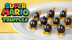 Nerdy Nummies Halloween Cupcakes by Super Mario Bob Omb Truffles Nerdy Nummies Youtube