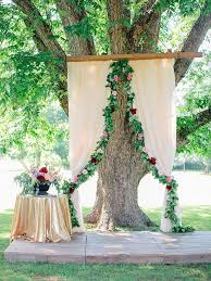 19 Decor Ideas For A Gorgeous Rustic Ceremony Outdoor Wedding