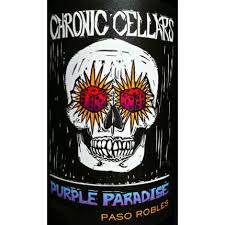 chronic cellars sofa king bueno paso robles red blend