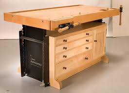 Wood Workbench Plans Free Download by 27 Cool Woodworking Workbench With Drawers Egorlin Com