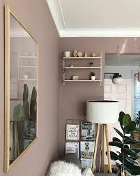 wandfarbe mauve zimmer deko ideen wohnung dekorieren wände