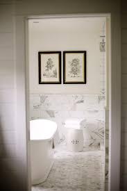 half tiled walls cottage bathroom h2 design and build