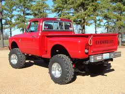 FEATURE STORY: The Evolution Of A '67 Chevy Truck