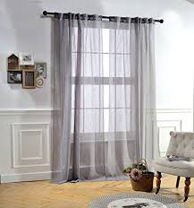 Bed Bath And Beyond Semi Sheer Curtains by Curtain Lengths Bed Bath Beyond Semi Sheer Panel Linen Outlet U2013 Muarju