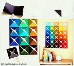 Paper Craft Ideas For Room Decoration Creative Things To Do With Art And Home Decor Here