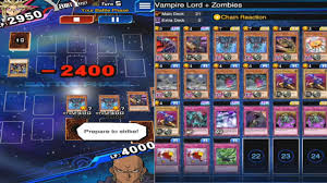 yu gi oh duel links 2 red eyes zombie dragon gokuki combo