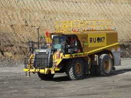 100 Articulated Trucks Safety Alert Truck Rollovers Australasian Mine Safety