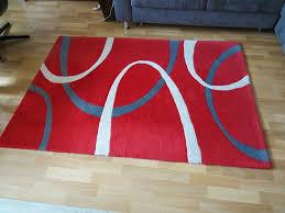 schurwolle teppich rot die markenteppich theko beste qualität