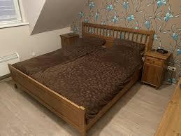 ikea hemnes schlafzimmer bett schrank kommode