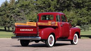 1953 Chevrolet 3100 5 Window Pickup | S147 | Denver 2016 1953 Chevrolet 3100 5 Window Pickup S147 Denver 2016 2 Ton Moving Van Jim Carter Truck Parts The Crittden Automotive Library Custom Nsra Street Rod Nationals Youtube Used 350 Gm Performance Ram Jet Venice Fl Hot Network File1953 6100 Duallie In Blue Rear Rightjpg Chevy Window Pickup Project Has Plenty Of Potential If The Advance Design Wikipedia