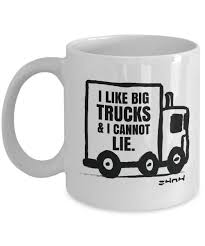 Truck Driver Gift Mug / Funny Trucker Cup / 'I Like Big | Etsy The Realities Of Dating A Truck Driver Bittersweet Life Still Plays With Trucks Funny Truckers Lorry Comedy T Shirt Bloopers And Things Truckers Do When No Ones Looking Youtube Only Real Women Can Drive Big Rig Happy Trucking Stock Photos Images Alamy Photo The Day For Monday 05 October 2015 From Site Jokes Evolution Practical Gifts For White 11oz Quote Msages Sticker Vector Royalty Free Unique Unisex Trucker Coffee Mugs Trucker Awesome Christmas Pin By Cla On Sorrisi Pinterest