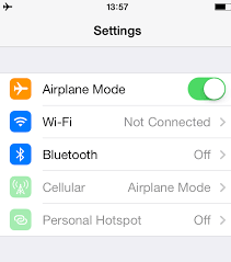 Using Your iPhone Abroad with WiFi and Airplane Mode The Bud