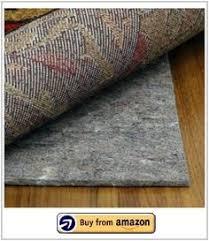 Felt Rug Pads For Hardwood Floors by Rotell Rug Pad 8 U0027 Square Cabin Pinterest Hallway Runner