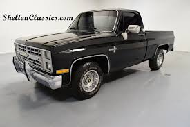 1986 Chevrolet C10 | Shelton Classics & Performance