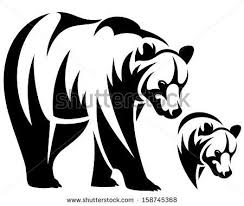 Grizzly Clipart California Bear 8