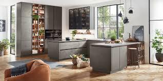 wohnküche nobilia riva betonoptik kitchen concept