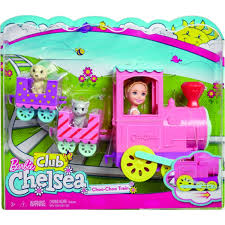 Barbie Chelsea Doll And Friends