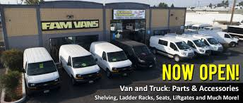 100 Food Trucks For Sale California FAM Vans Used Van And Truck Dealership Fountain Valley CA Fam Vans