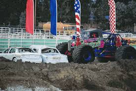 But Enough About Science Heres Some Cool Monster Truck Show Pics WildFlower GIF