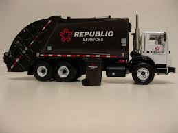 First Gear Allied Waste Garbage Trucks - Images Of Home Design