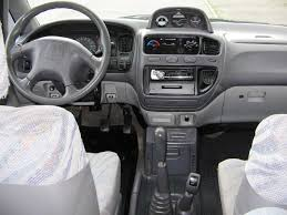 2000 Mitsubishi Space GEAR s 2 5 Diesel Manual For Sale