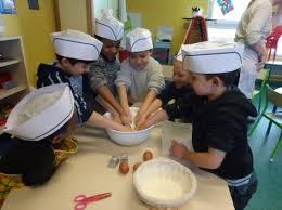 atelier cuisine maternelle atelier cuisine en maternelle ecole privée sainte jeanne d arc de